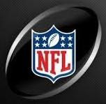 NFL logo black